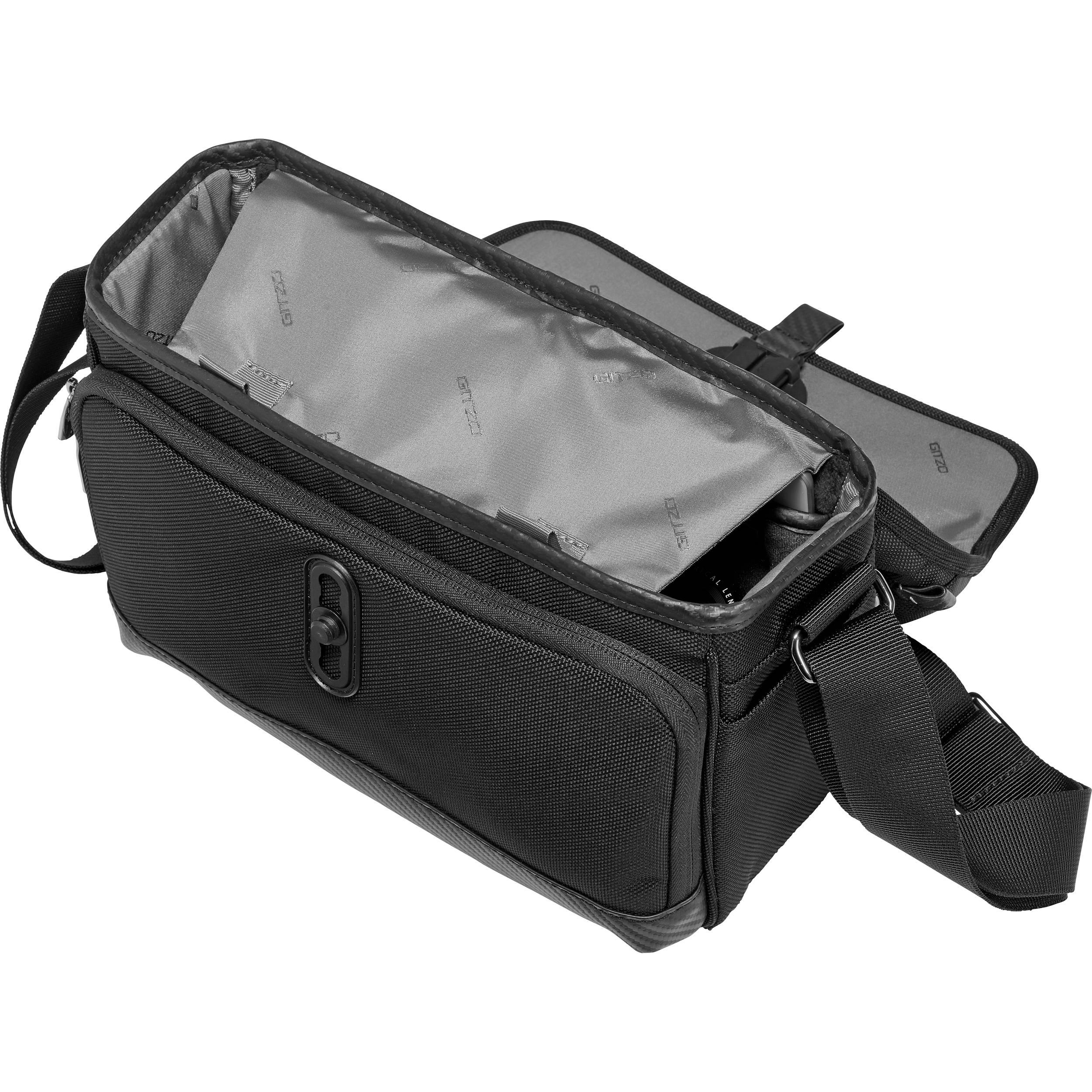 Messenger Century Bagblack Gitzo Camera Compact 54L3qcARjS