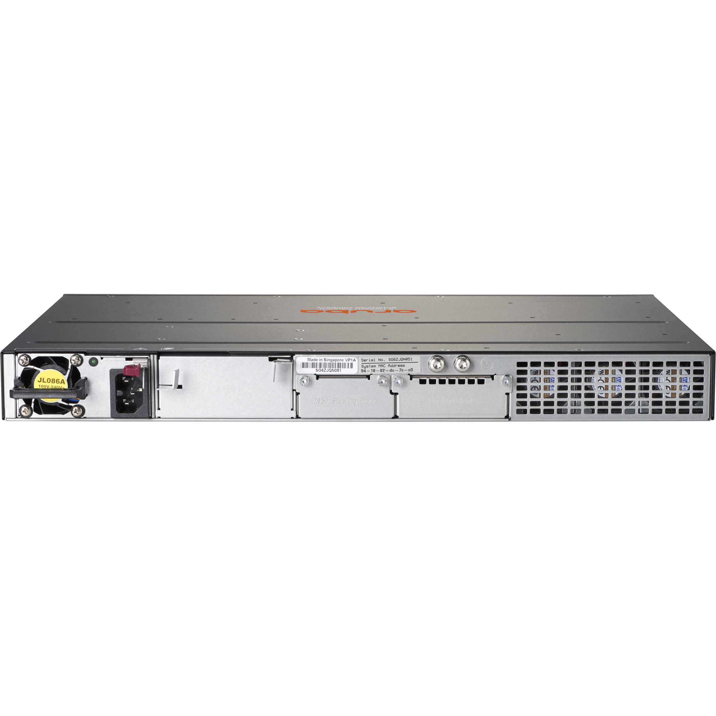 HP JL322A Aruba 2930M 48-Port Gigabit Ethernet 4SFP Switch