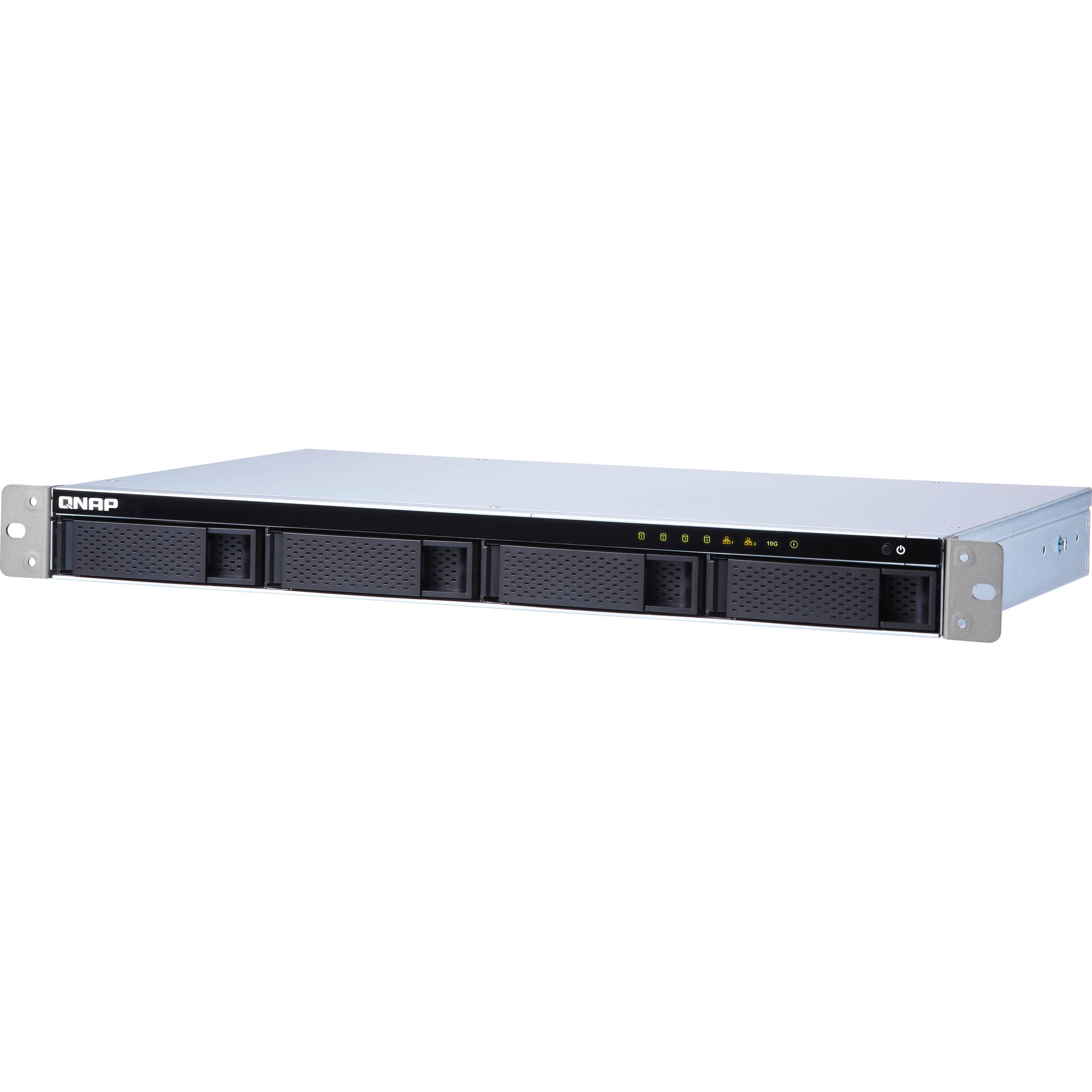 QNAP TS-431XeU 4-Bay NAS Enclosure