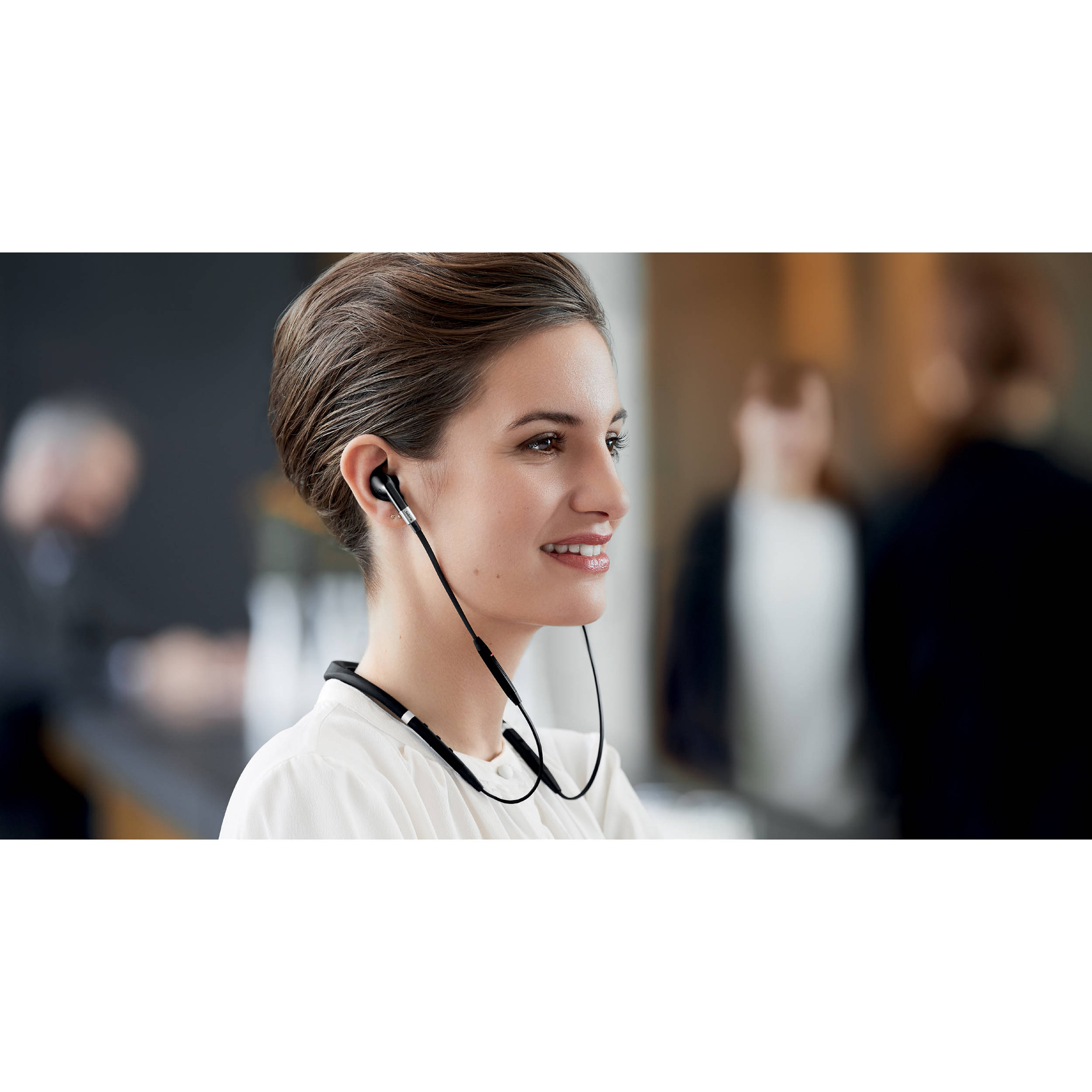 Jabra Evolve 75e Wireless Earbuds 7099 823 409 B H Photo Video