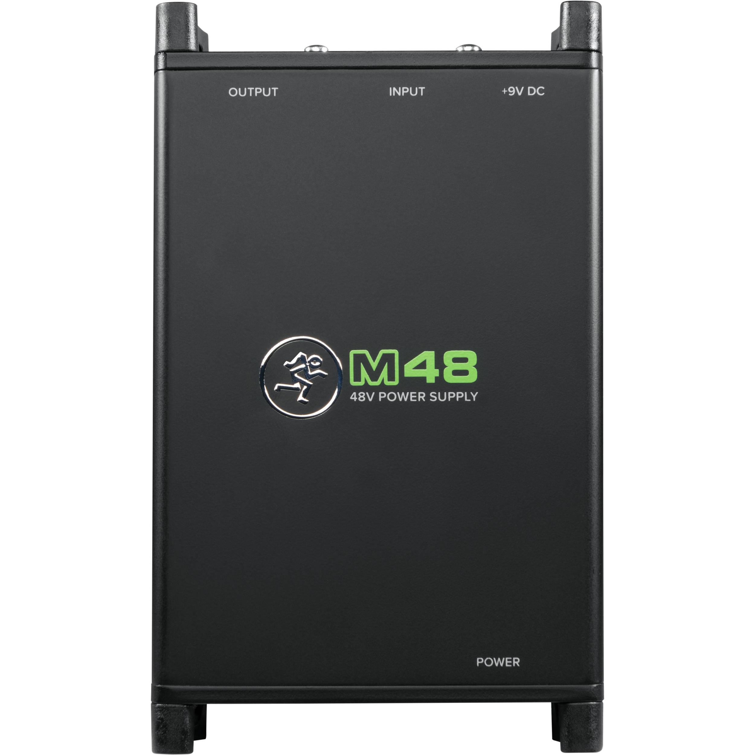 M48 Mackie Phantom Power Supply