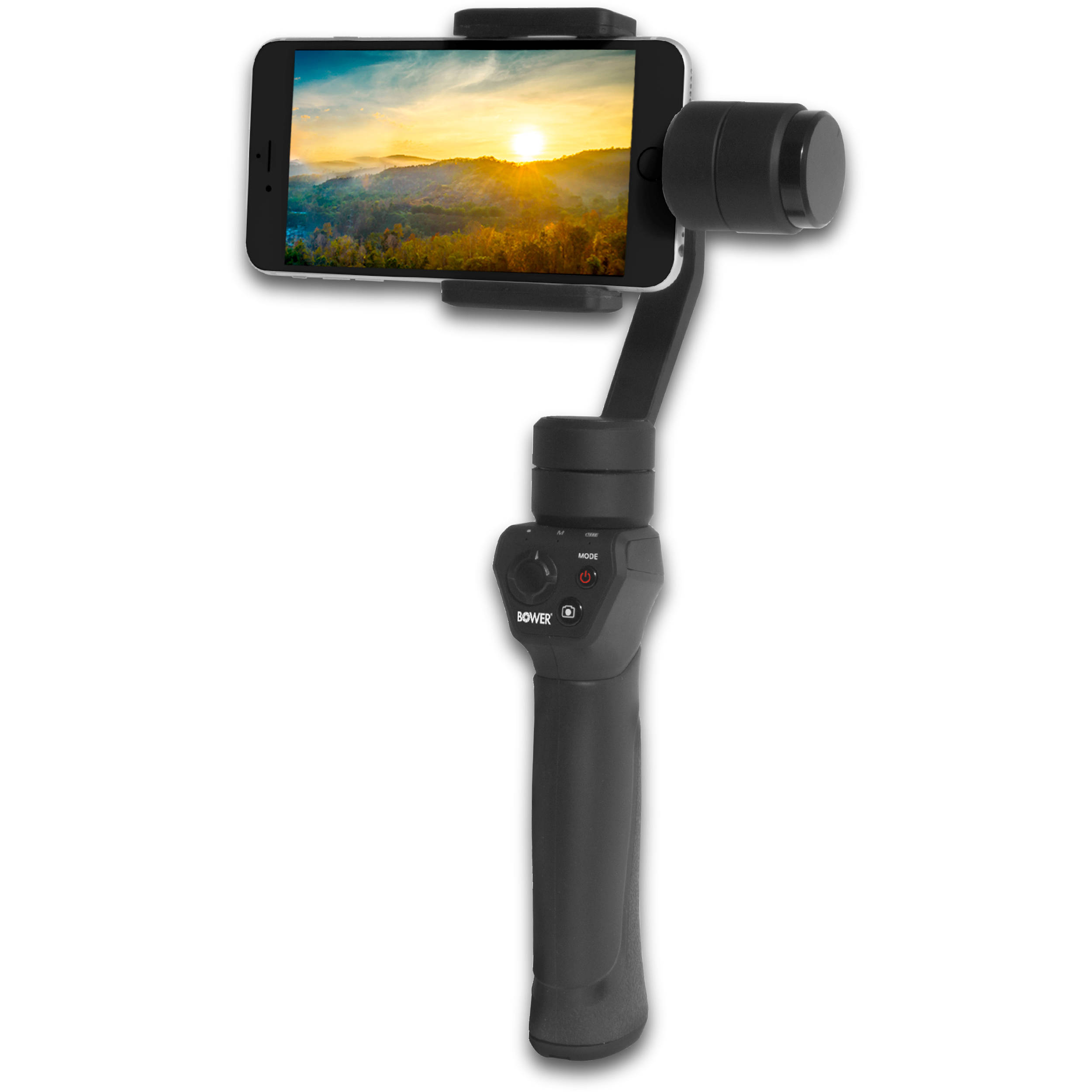 Energizer Smart Photography Series Bluetooth 3-Axis Gimbal Video Stabilizer