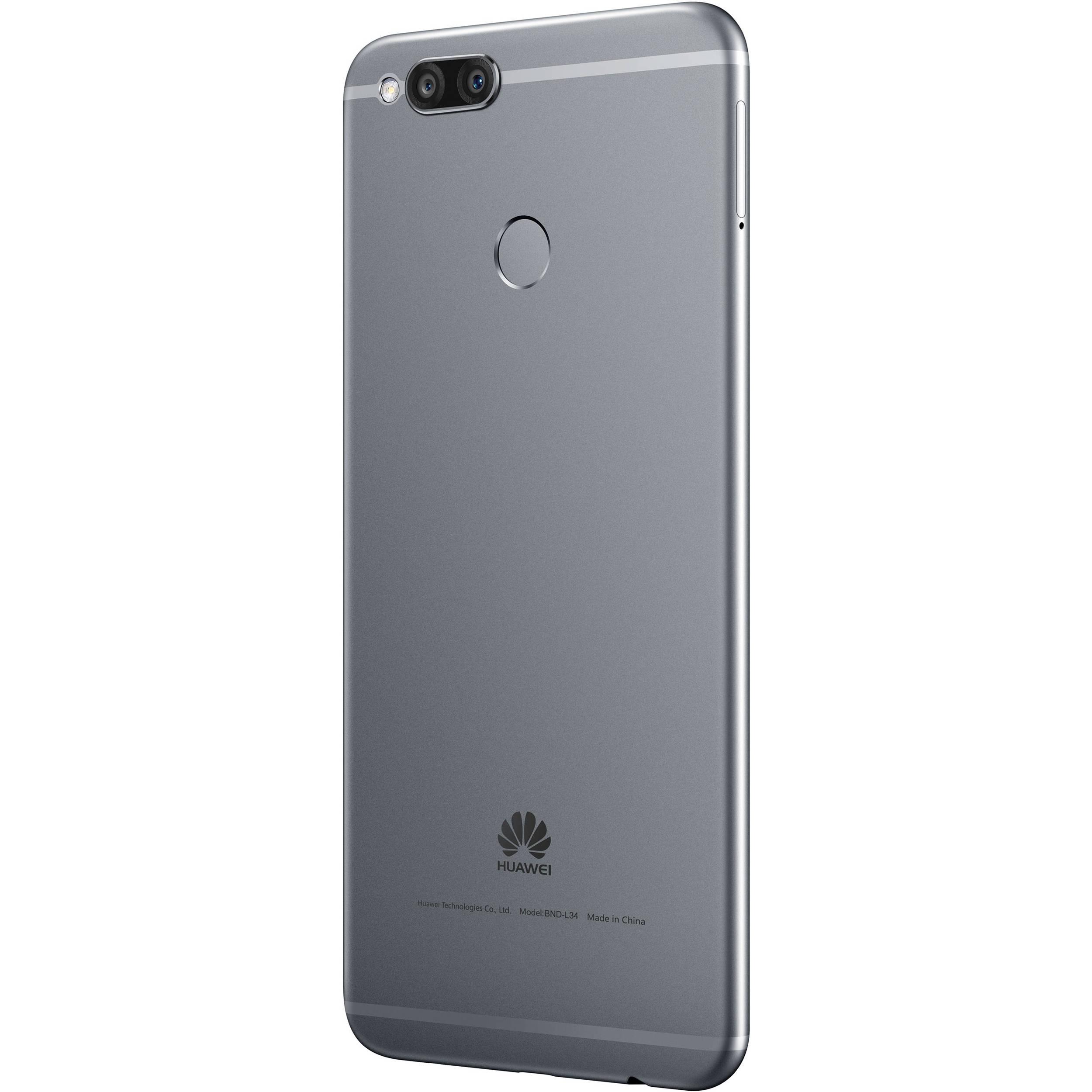 Huawei Mate SE 64GB Smartphone (Unlocked, Gray)