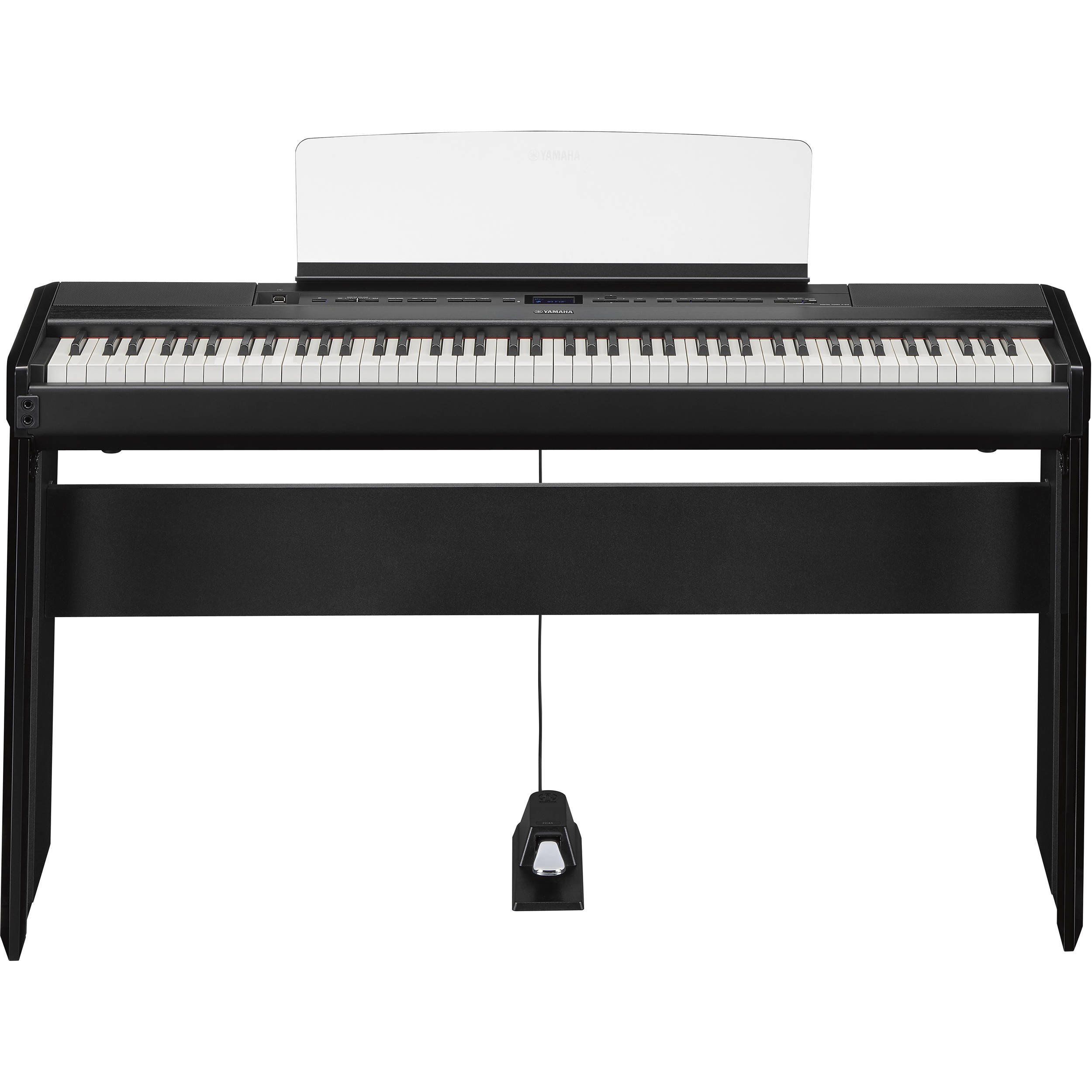 Yamaha P-515 88-Key Portable Digital Piano (Black)