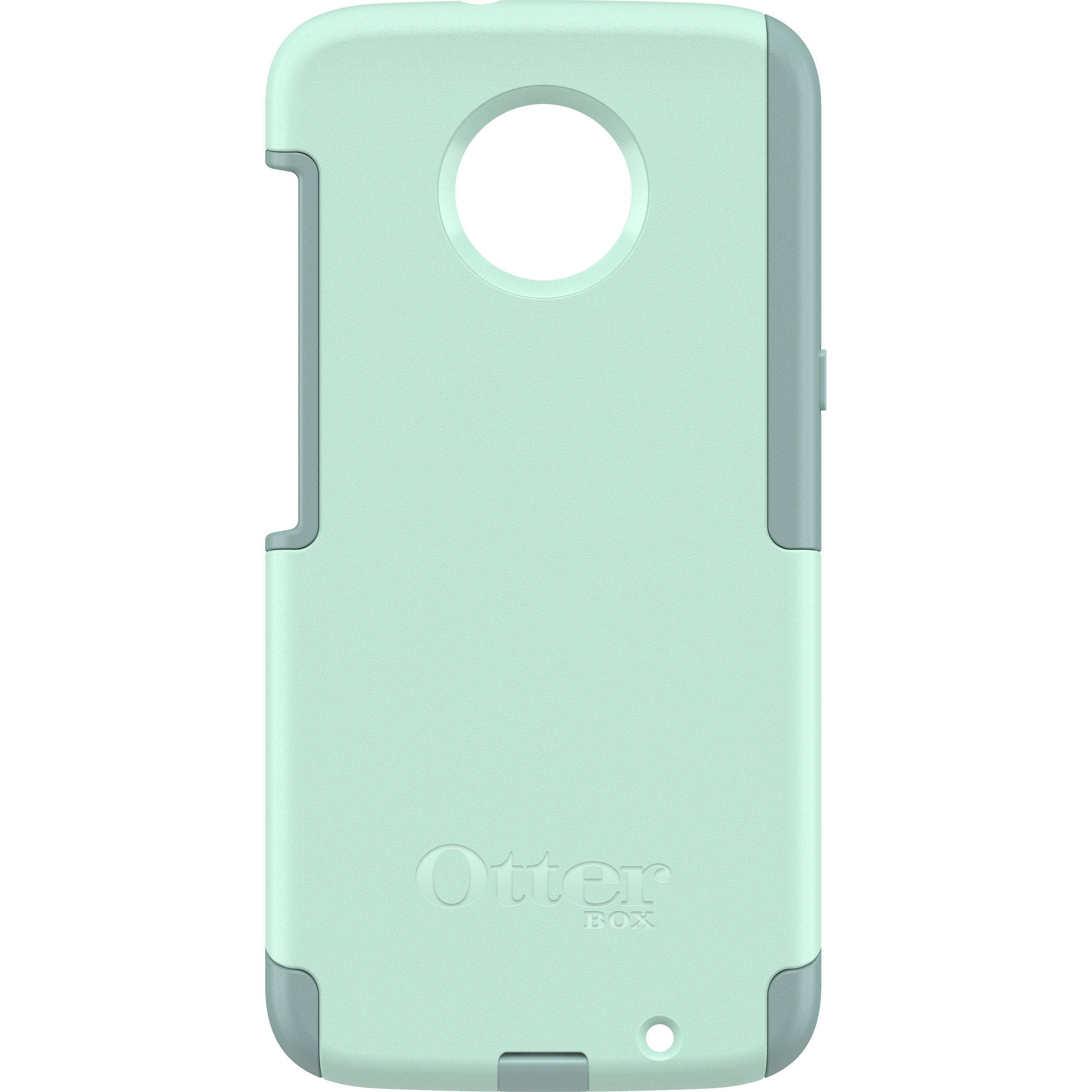 huge discount 0d181 e9473 OtterBox Commuter Case for Moto Z3 Play (Ocean Way Blue)