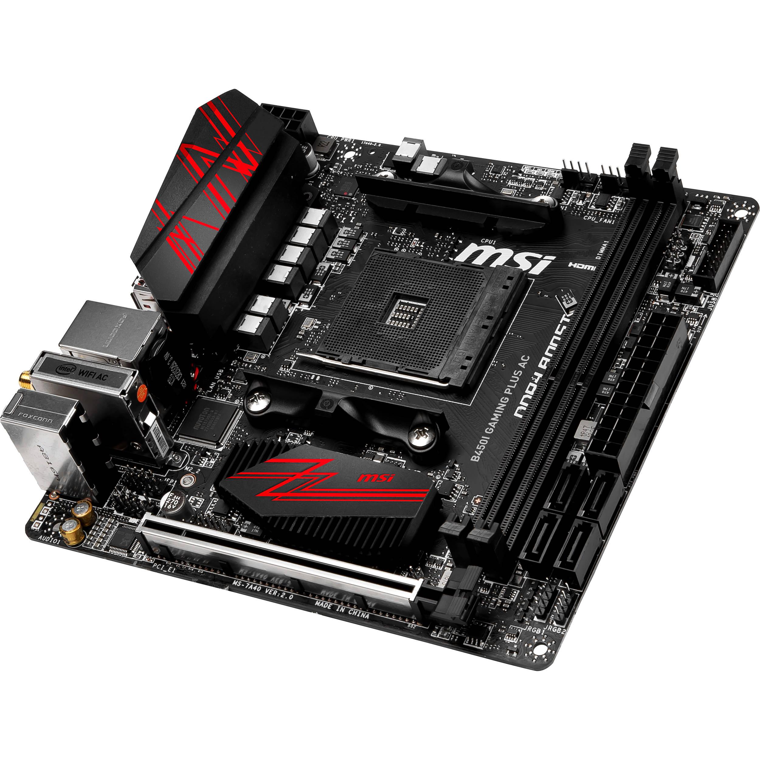 Asus Prime B450 Plus Linux