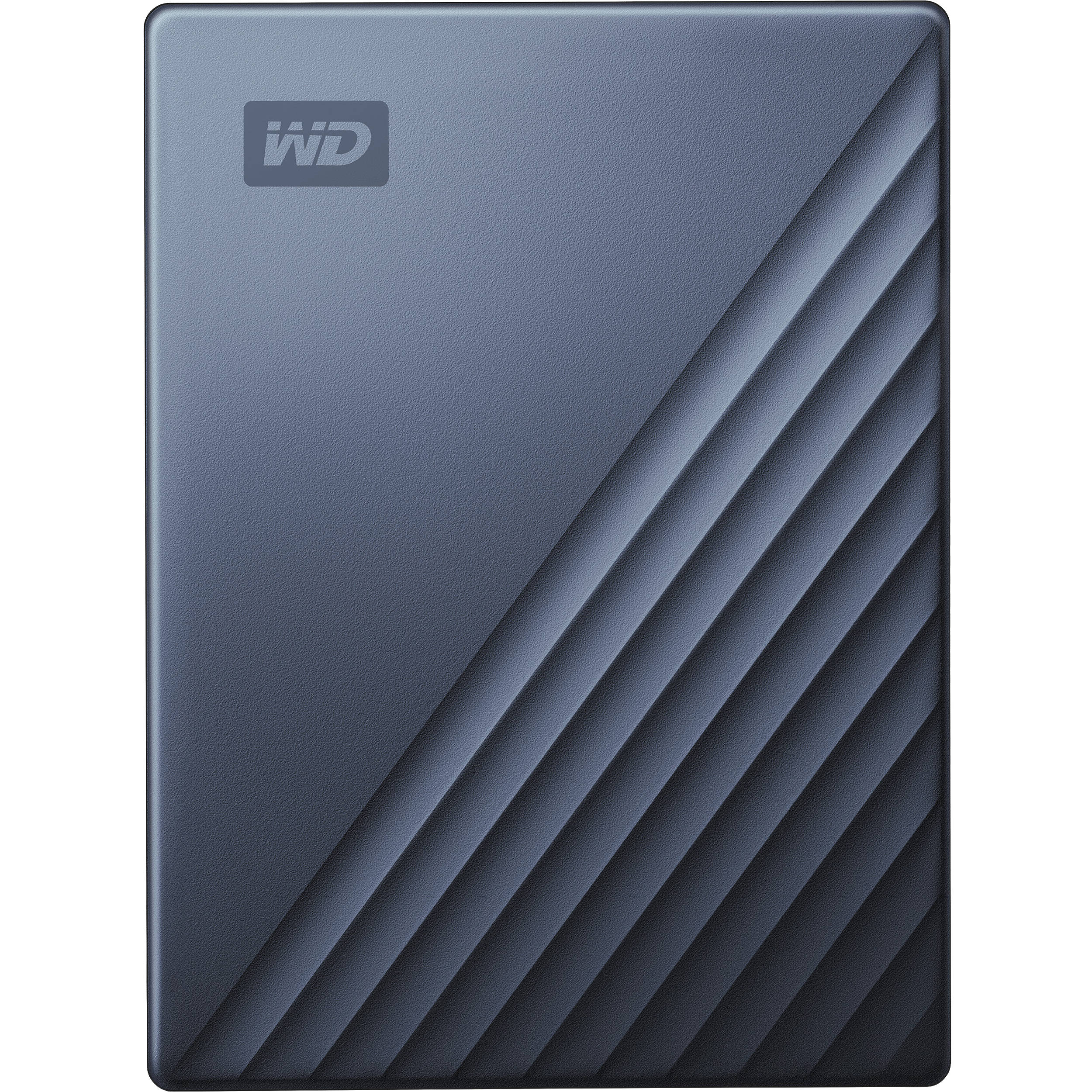 WD 4TB My Passport Ultra USB 3 0 Type-C External Hard Drive (Blue)