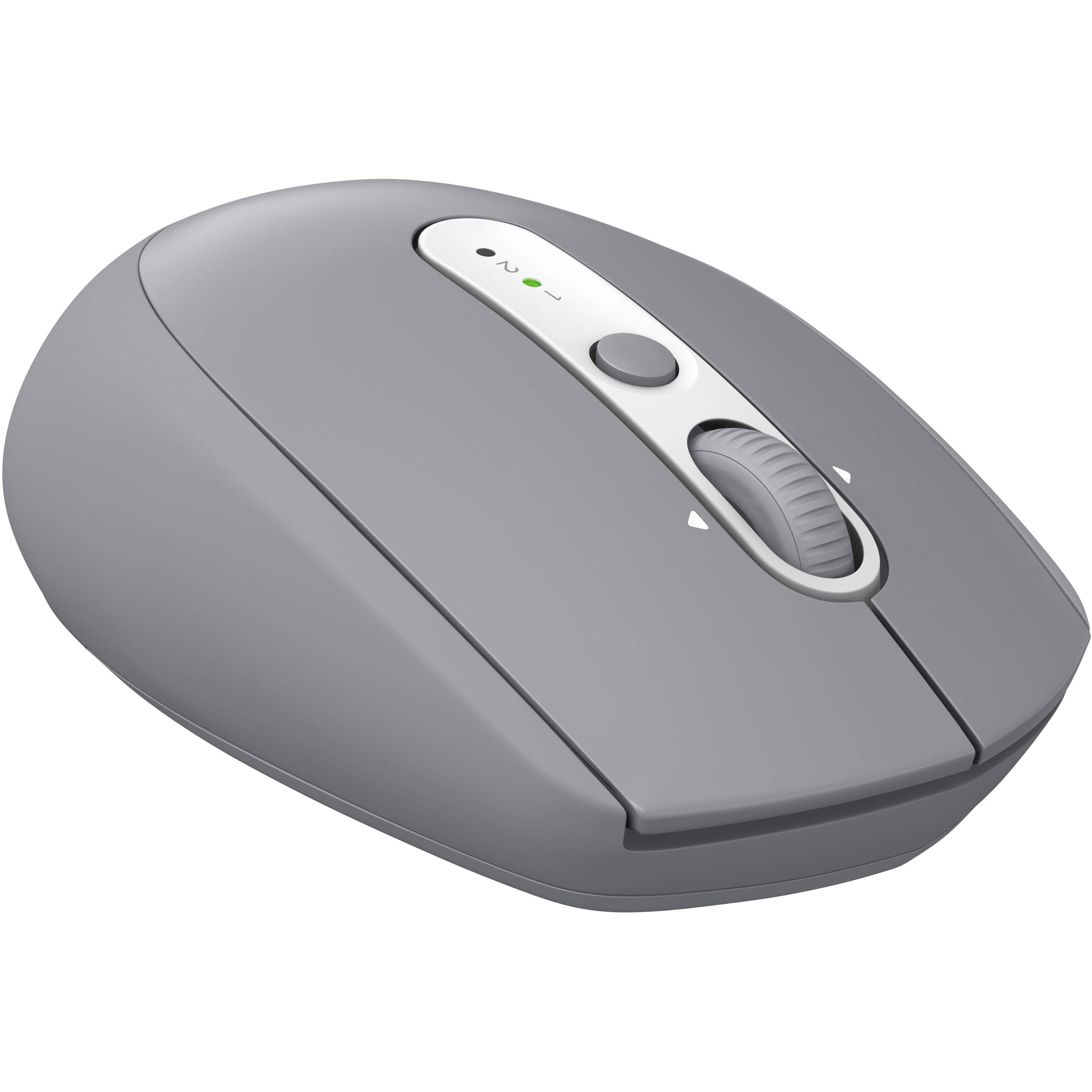 Logitech Multi-Device Wireless Mouse (Gray)