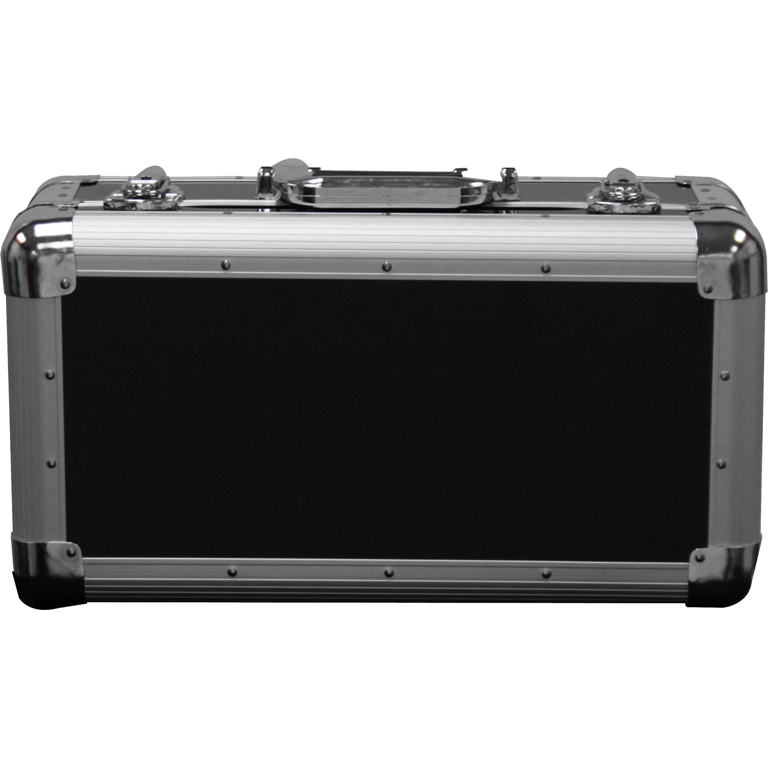 Odyssey KCD200BLK Black Krom Case For 200 View Packs
