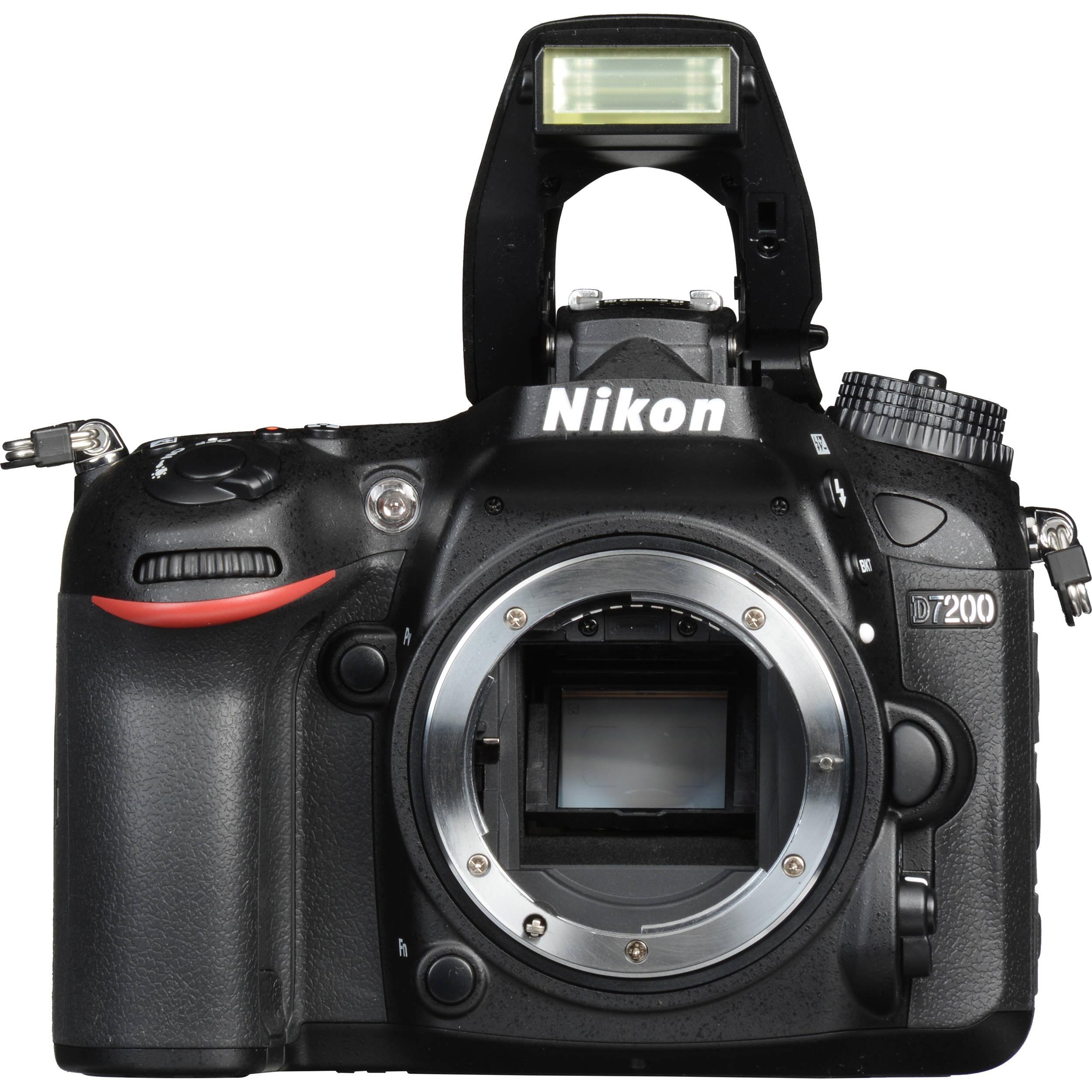 Nikon d7200 price in india 2020