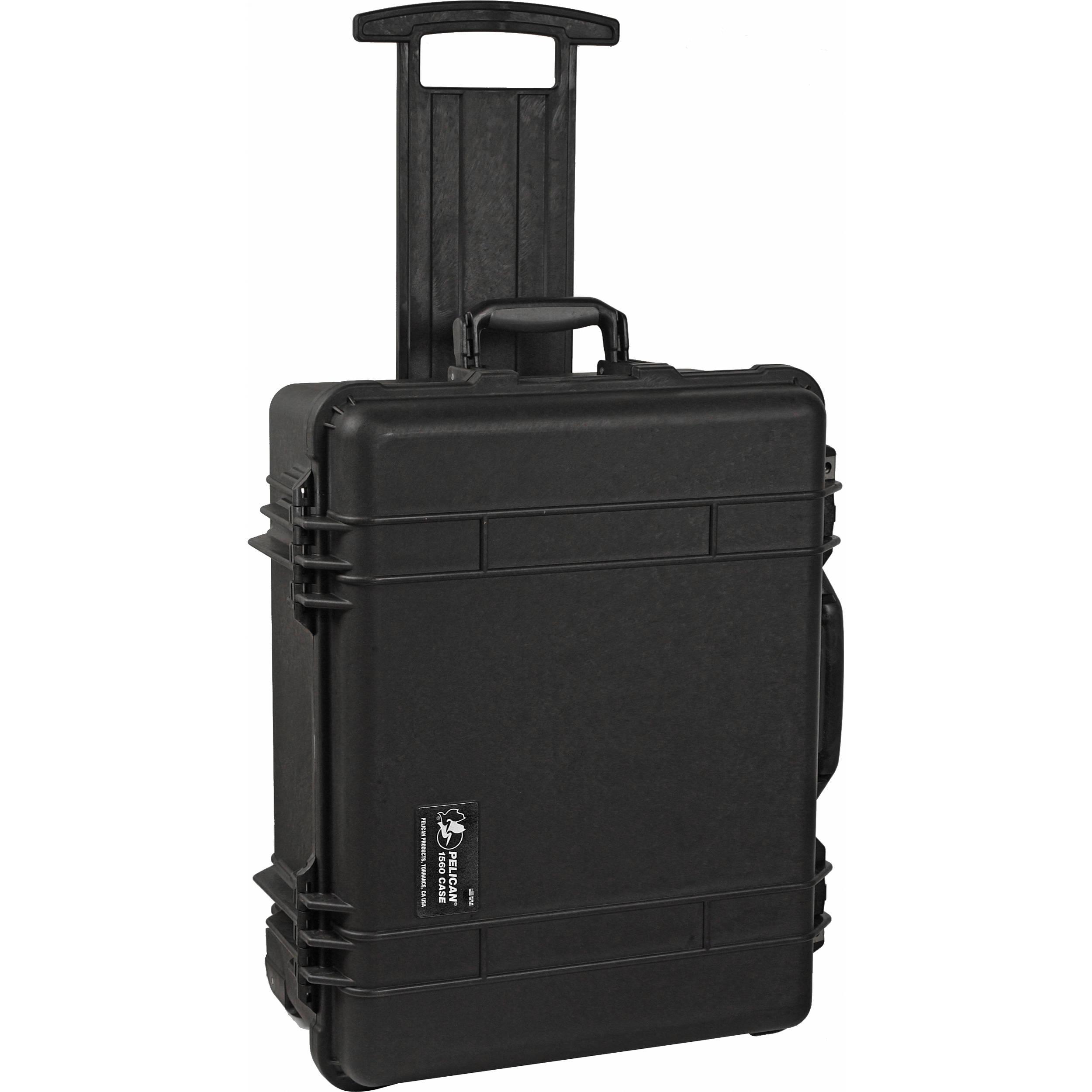 Betere Pelican 1560 Case with Foam Set (Black) 1560-000-110 B&H Photo CY-47