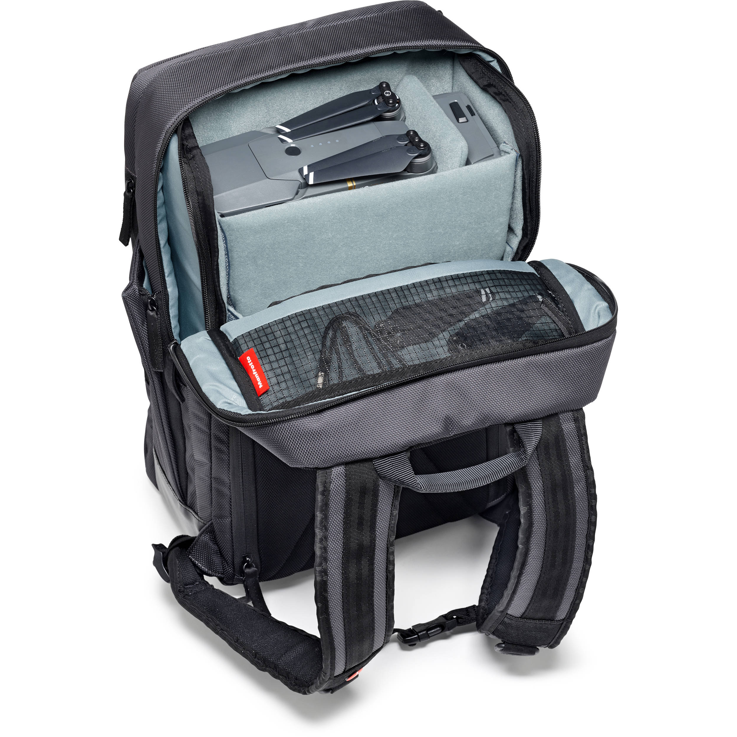 Manfrotto Manhattan Mover-30 Backpack (Gray) MB MN-BP-MV-30 B&H