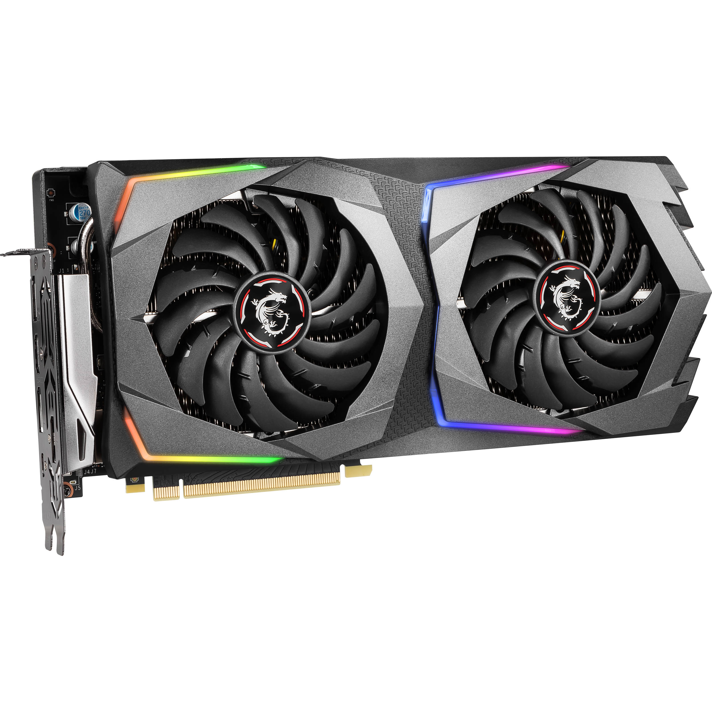 MSI GeForce RTX 2070 GAMING Graphics Card