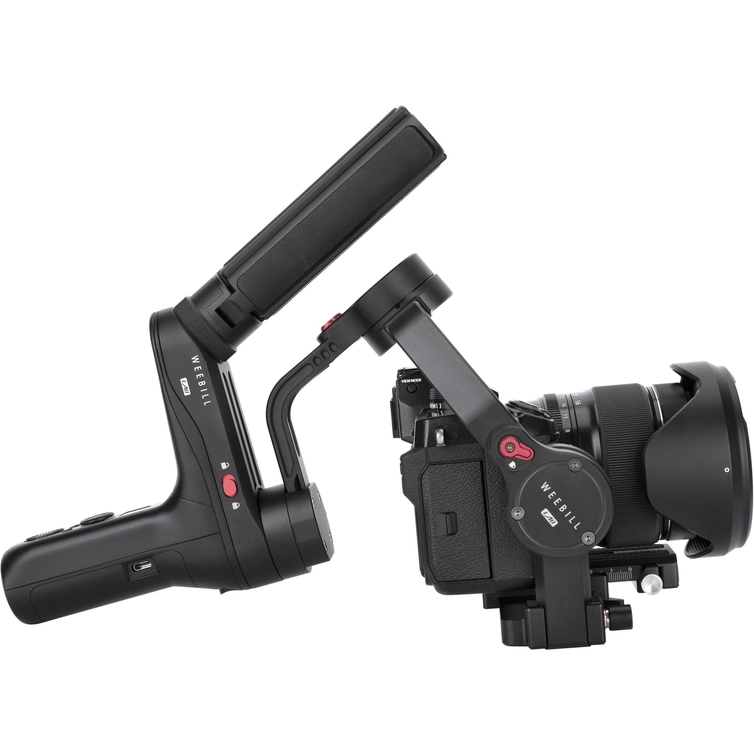 Zhiyun-Tech WEEBILL LAB Handheld Stabilizer for Mirrorless Cameras
