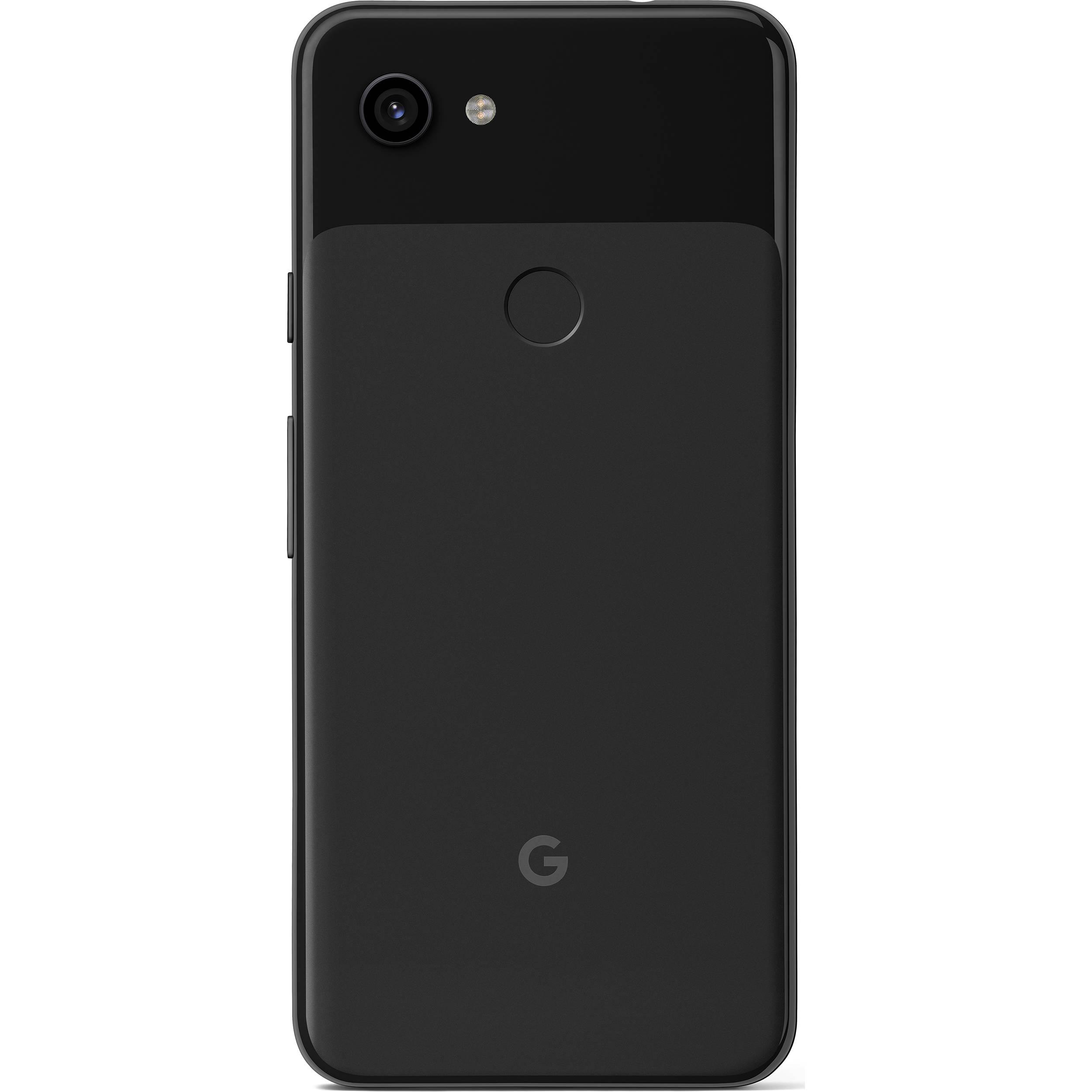 Google Pixel 3a Smartphone (Unlocked, Just Black)