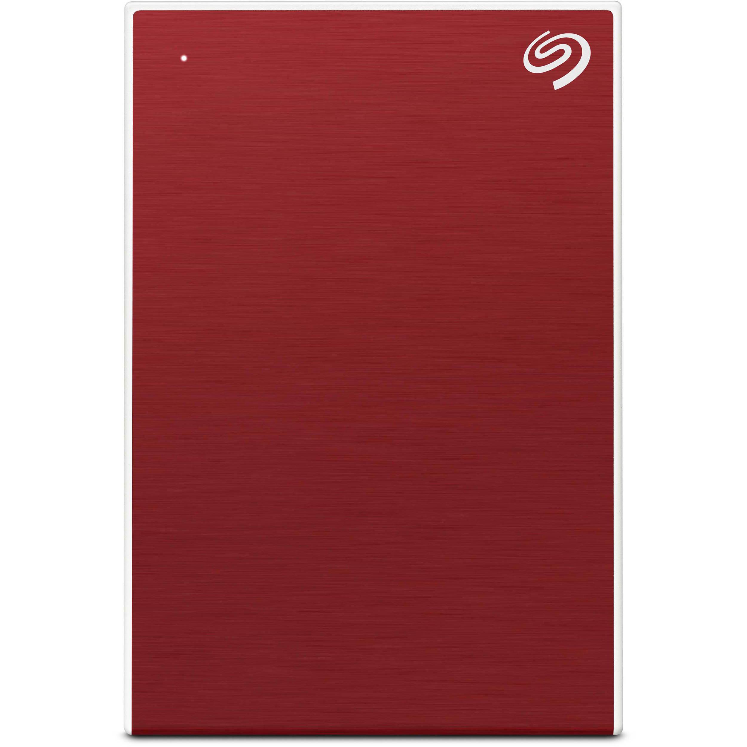 Seagate 1TB Backup Plus Slim USB 3.0 External Hard STHN1000403