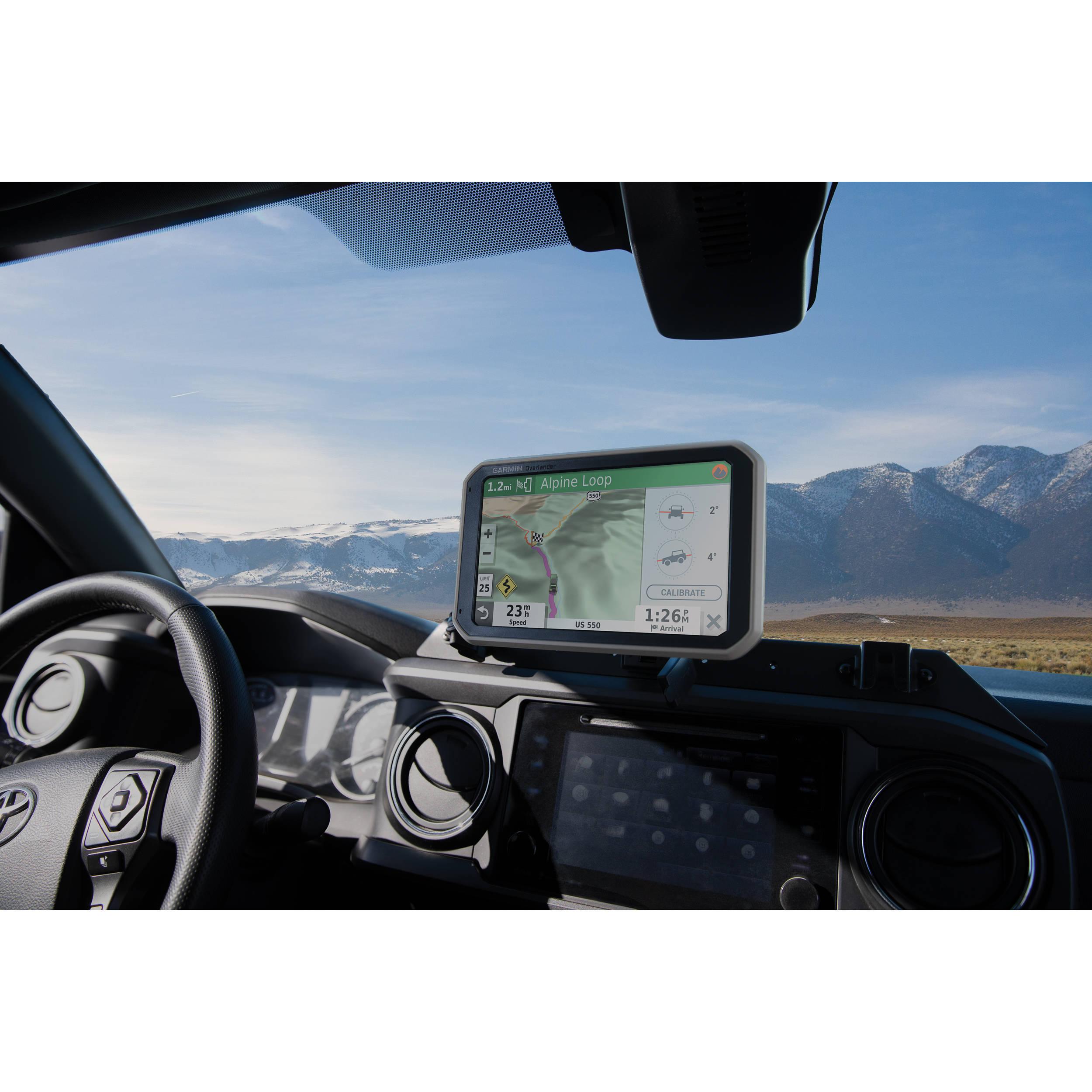 Garmin Overlander On/Off-Road Navigator