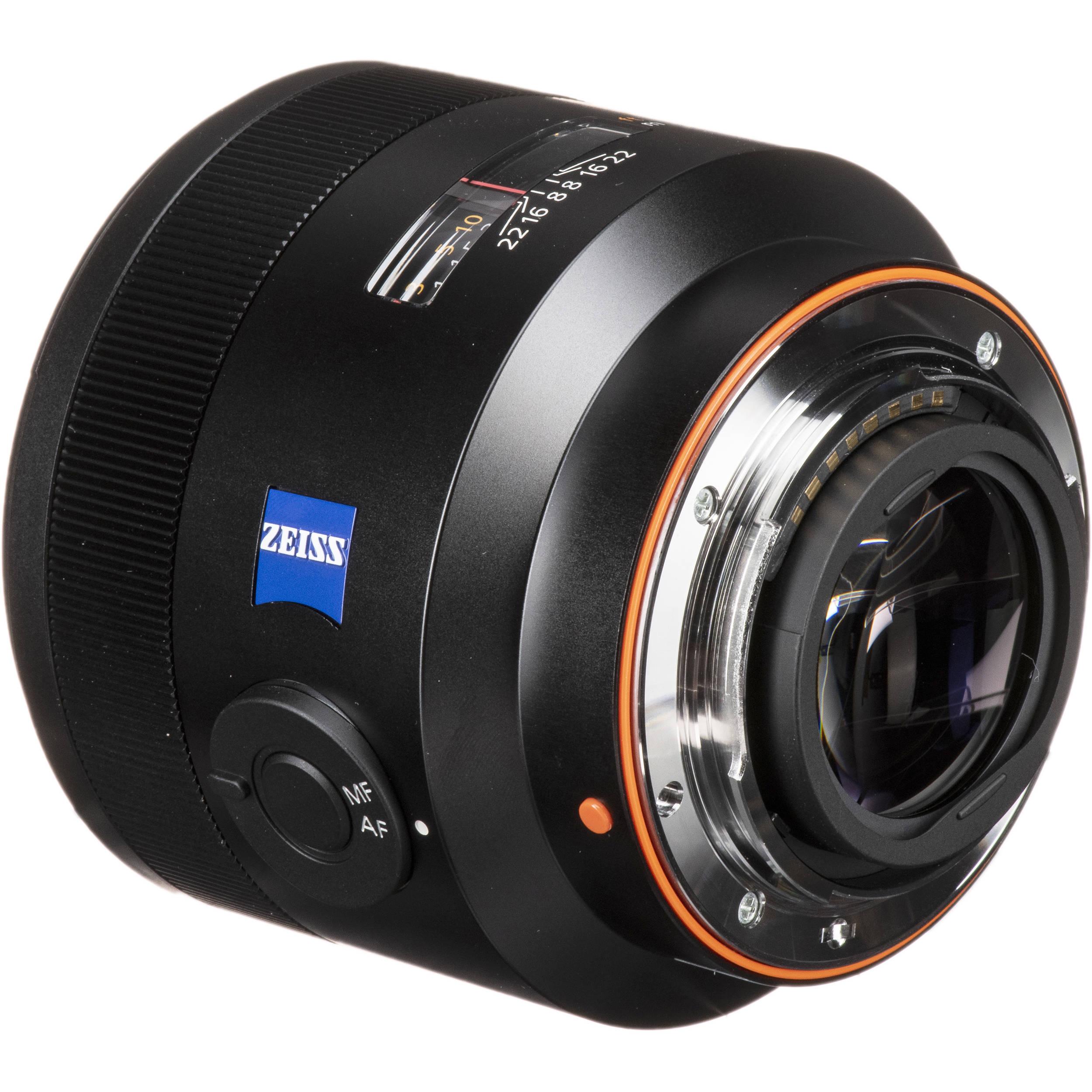 72mm Circular Polarizing Filter for Sony Carl Zeiss Planar T* 50mm F1.4 ZA SSM
