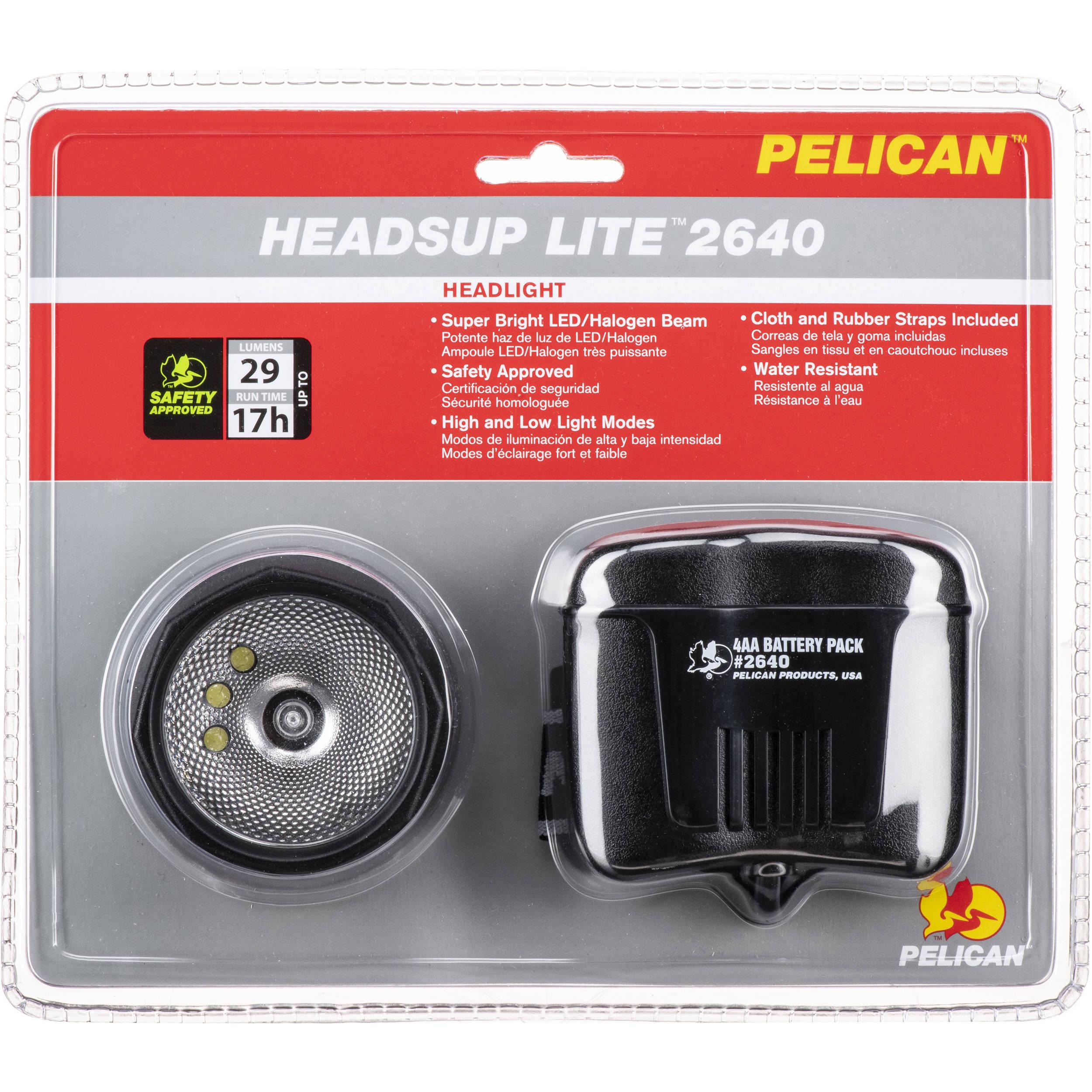 2640cb Up Headlamp Pelican Heads WDIEHY29