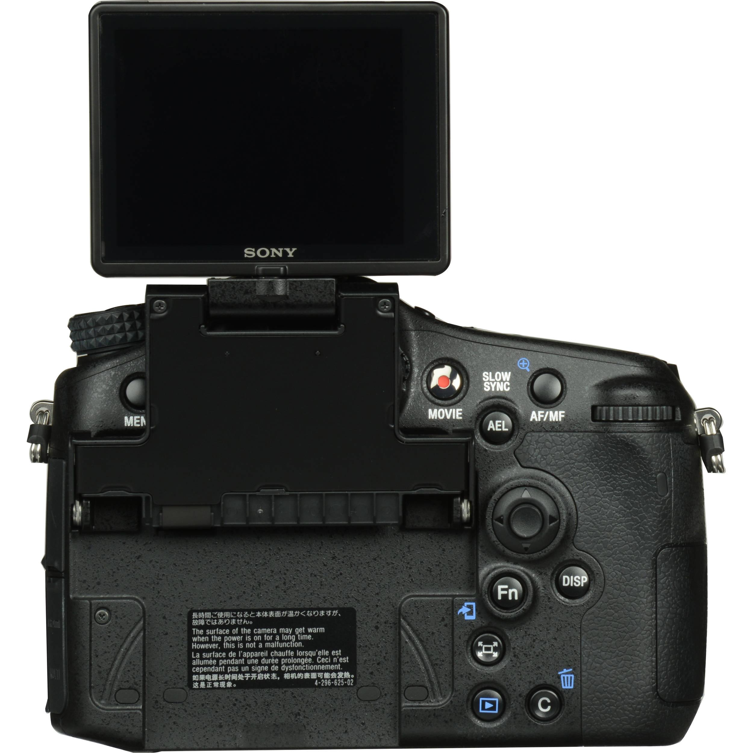 Sony Alpha a77 II DSLR Camera (Body Only)