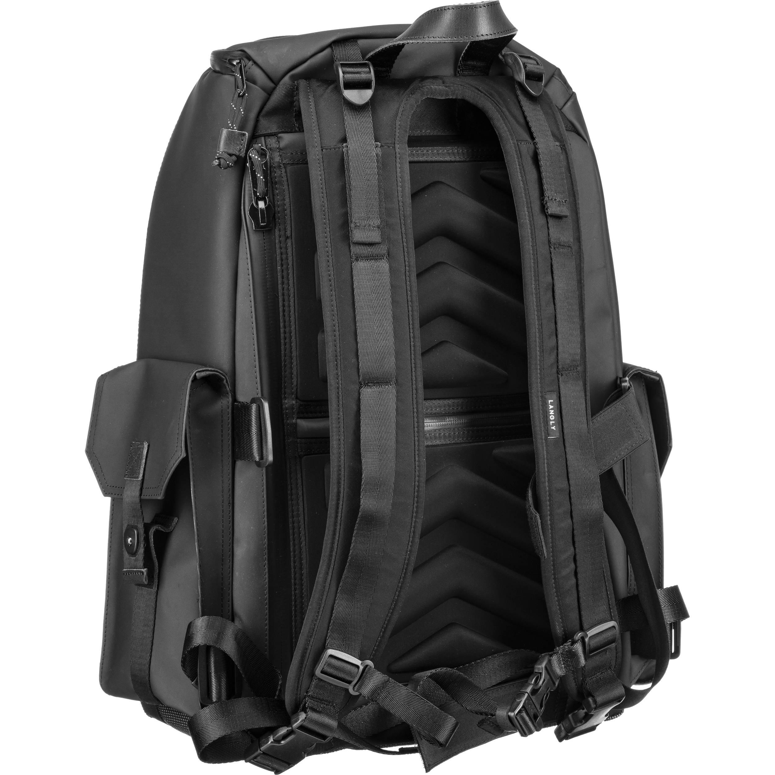 Langly Multi Camera Bag Globetrotter Black