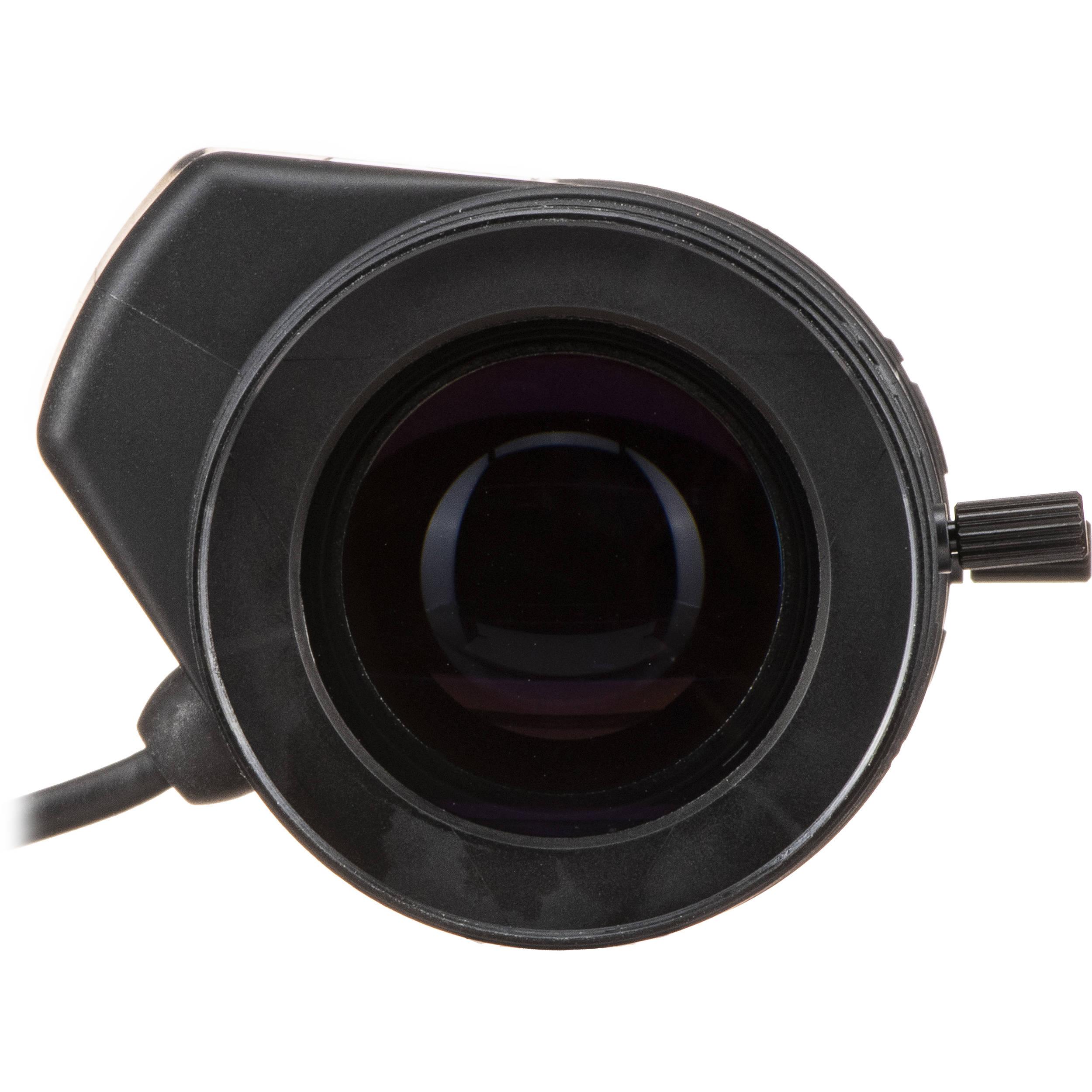 Computar TG10Z0513FCS 5-50mm Varifocal ZoomDC Auto-Iris CCTV CS Lens FACTORY NEW