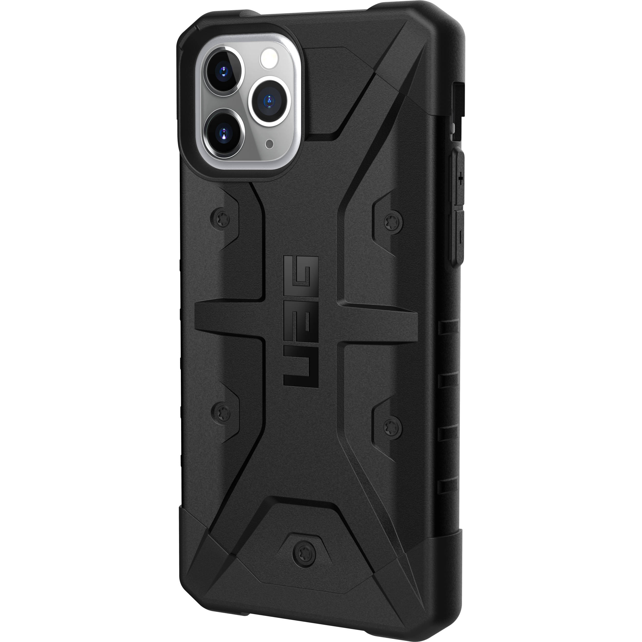 - negro Carcasa Protector Case Compatible con Carga Inal/ámbrica, Ultra Resistente Slim Cover 6.1 camo Urban Armor Gear Pathfinder Funda Apple iPhone 11