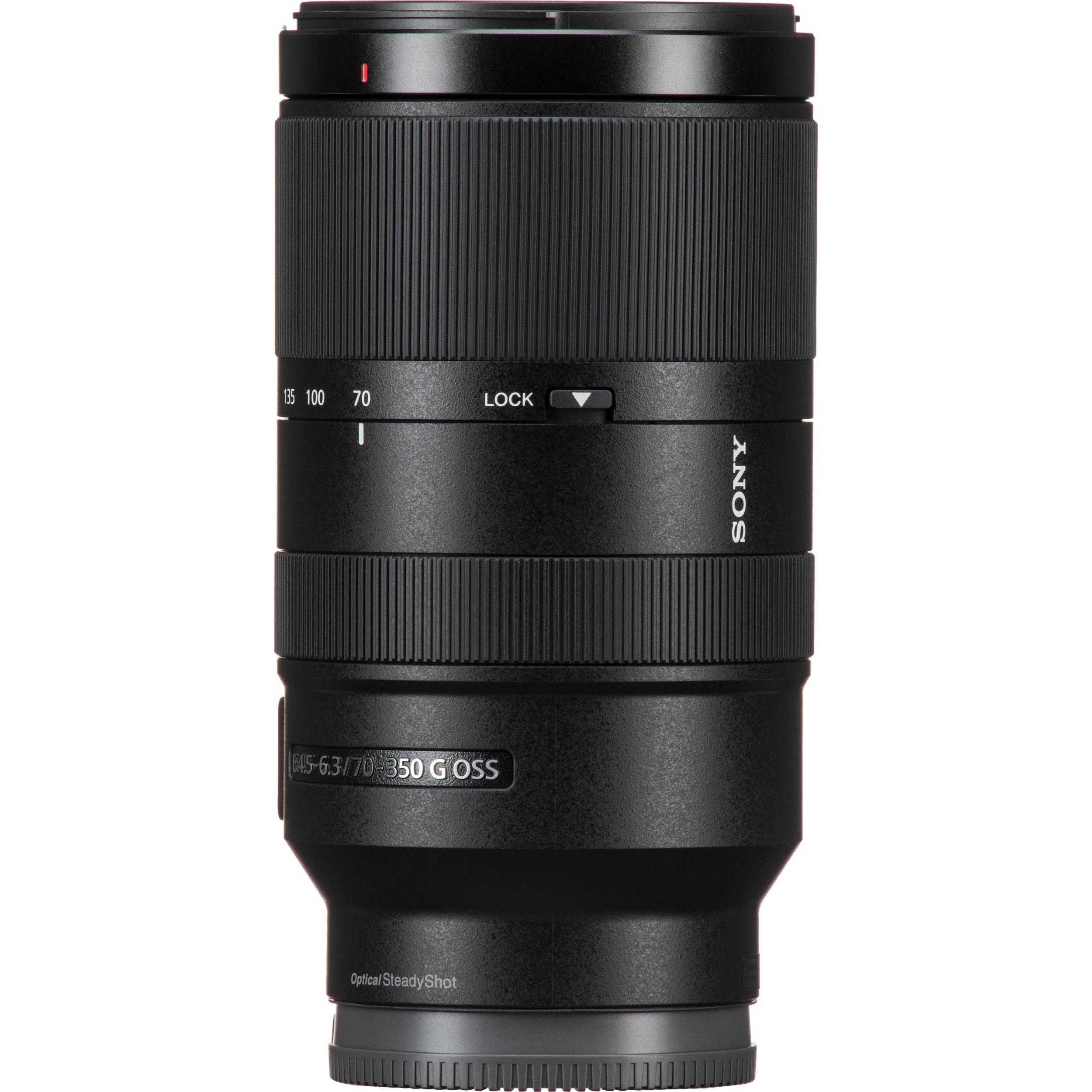 Sony ALC-SH160 Hood for FE 70-350 Lens