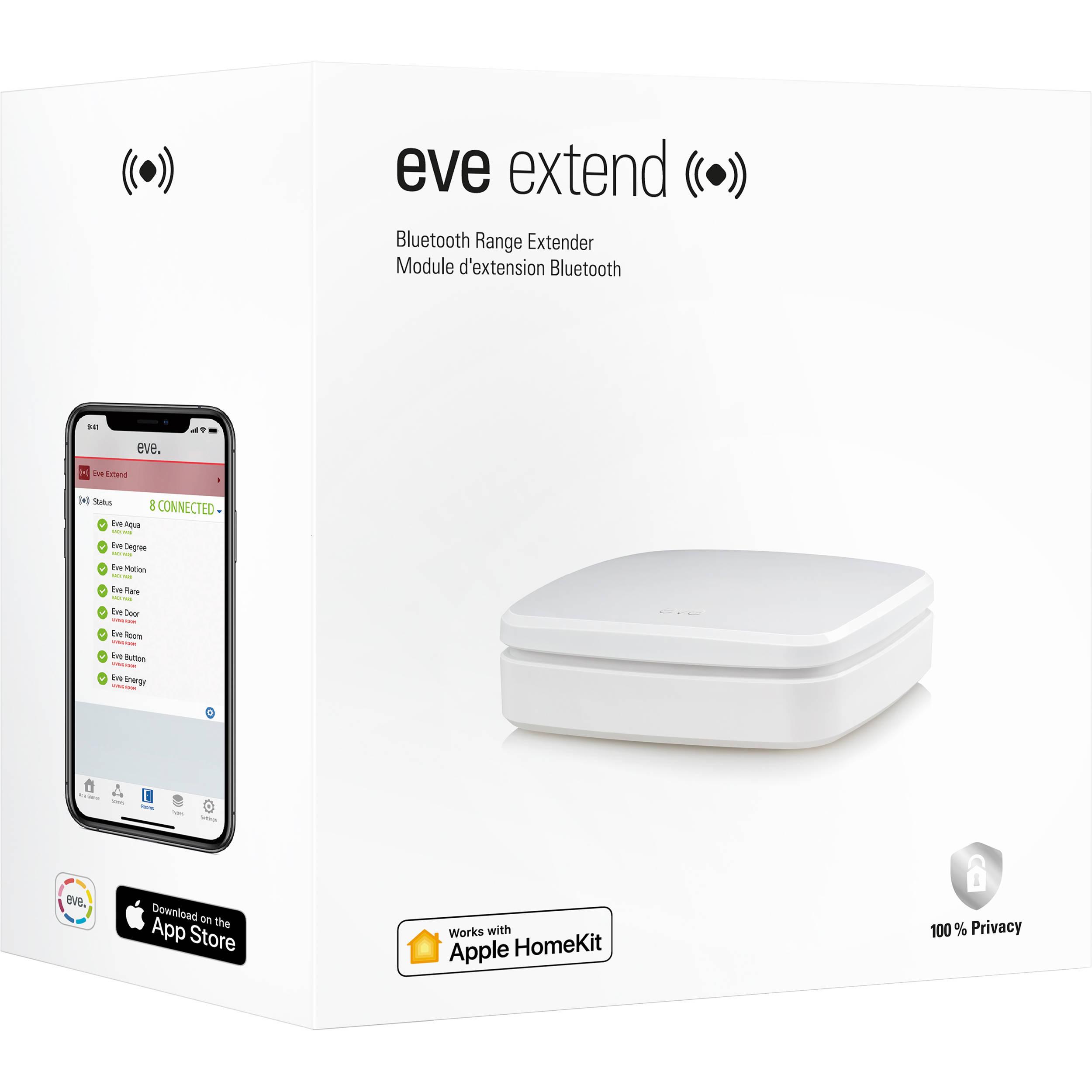 Eve Extend Bluetooth Range Extender 10027808 B H Photo Video