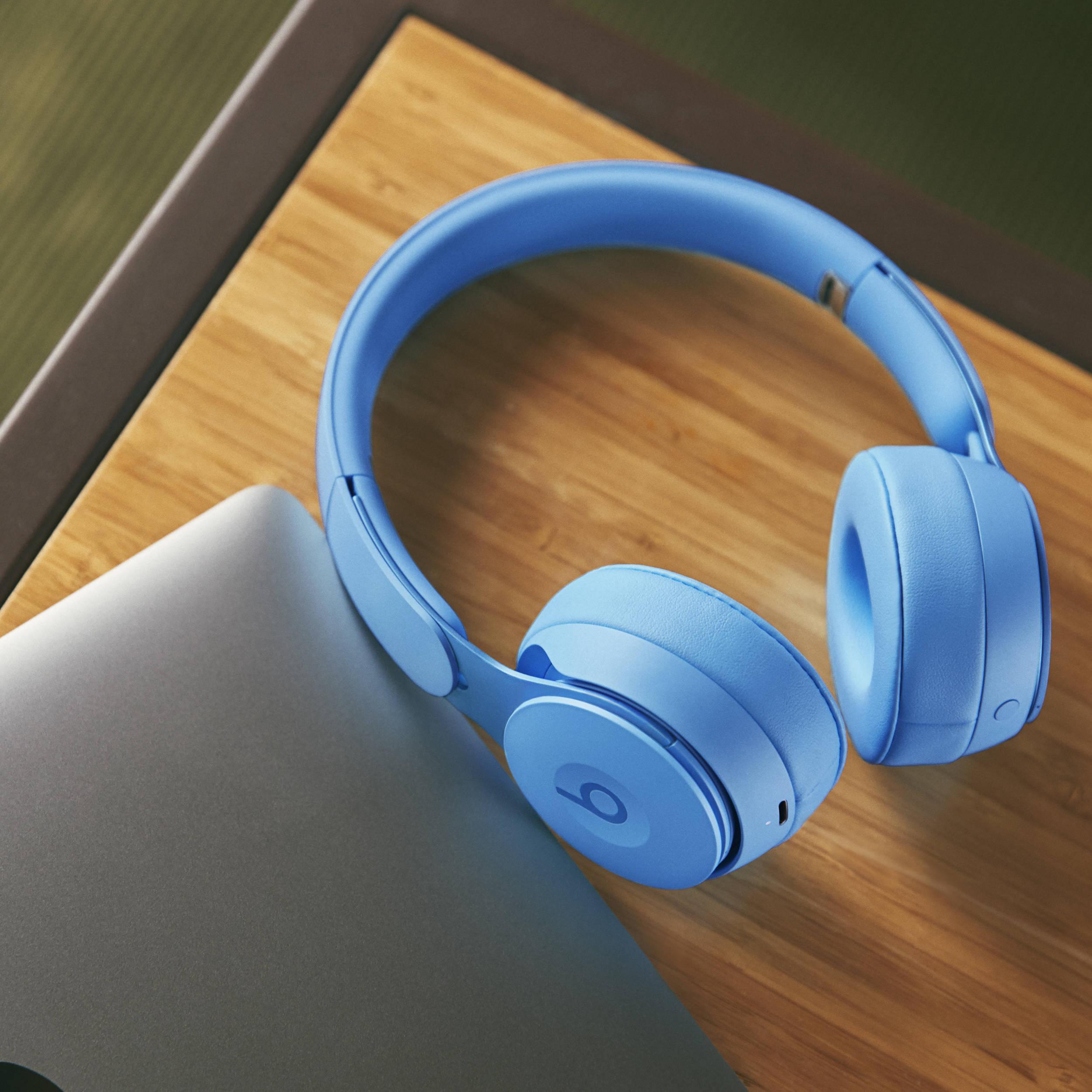 Beats By Dr Dre Solo Pro Wireless Noise Canceling Mrjc2lla B H