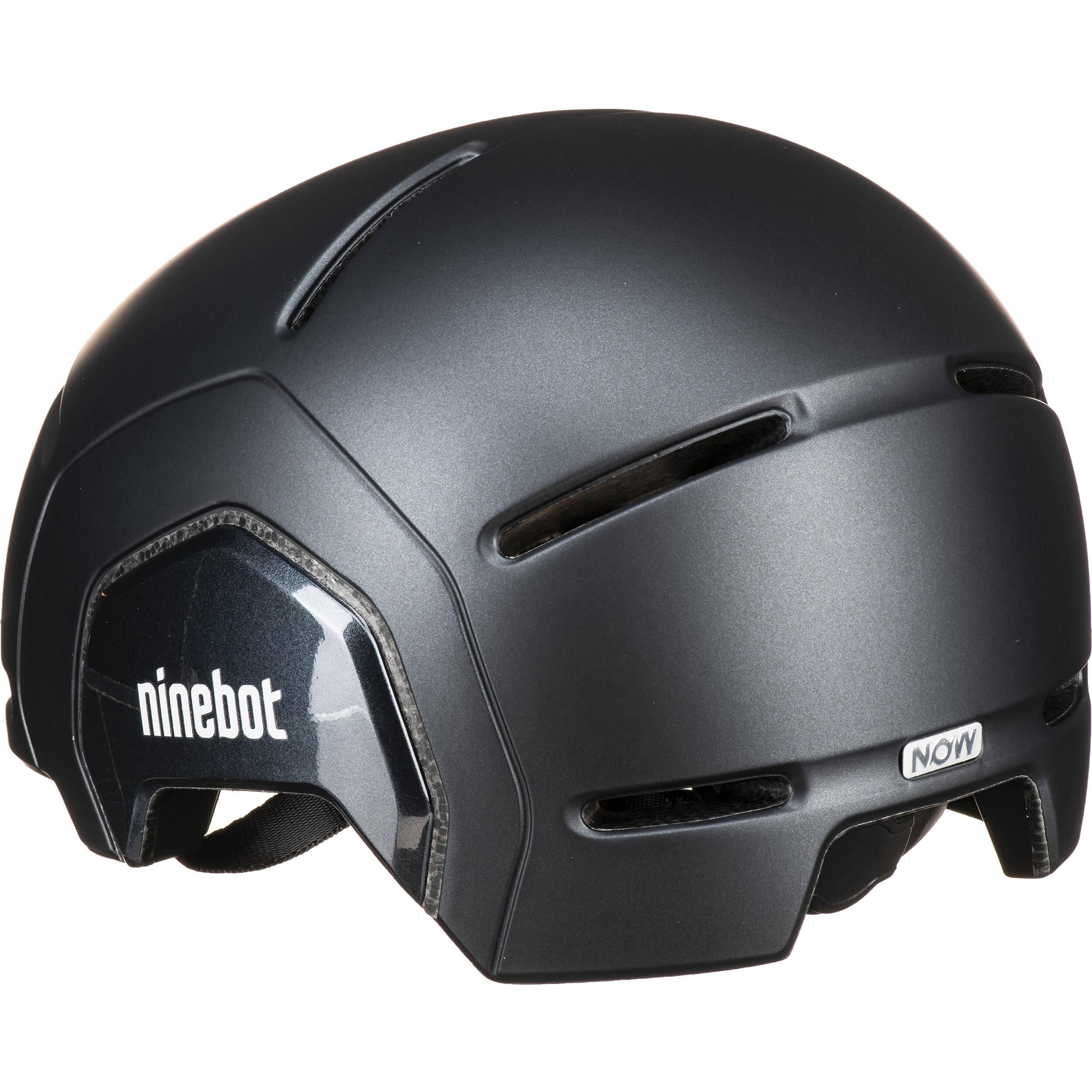 Segway Ninebot Bike Helmet Black CE//CPSC Certified Large//X-Large