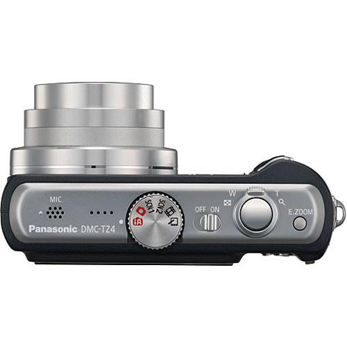 PANASONIC DMC-TZ4 DRIVER WINDOWS