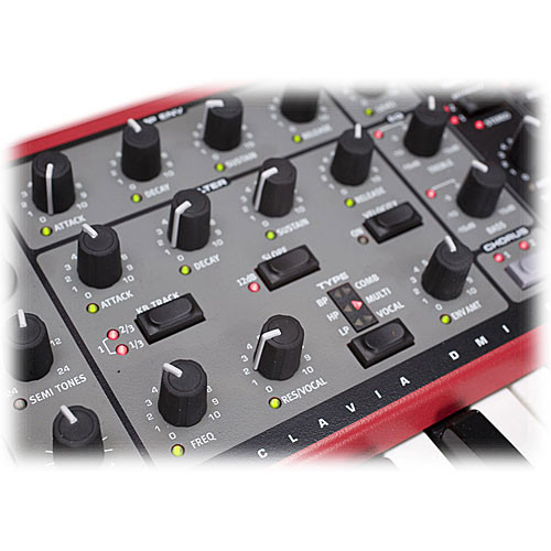 Nord Wave 49-Key Analog FM Wavetable Synth