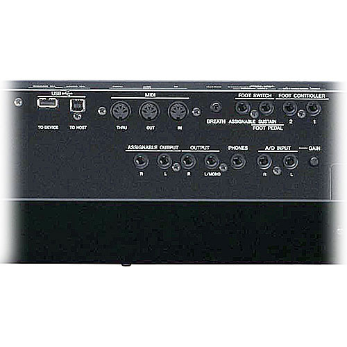 Yamaha S90ES - 88-Key 128-Voice Polyphonic Synthesizer and Controller  Keyboard with Balanced Hammer Action