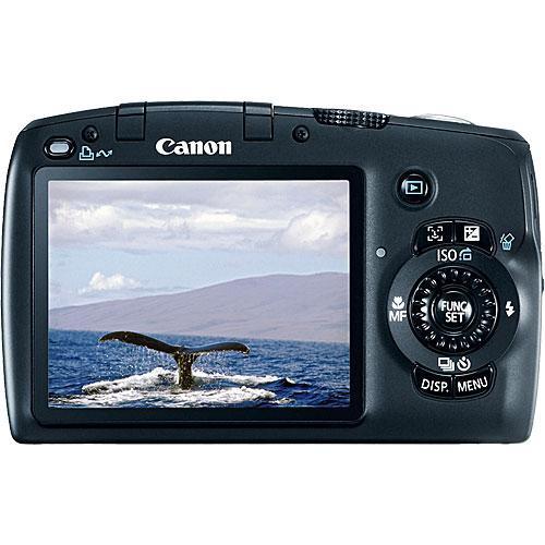 Canon PowerShot SX110 IS Digital Camera (Black)
