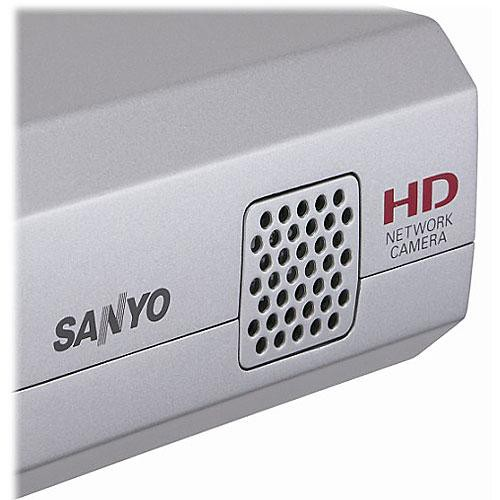 Sanyo VCC-HD4000 4 Megapixels Full HD Network 10x AF Zoom Camera