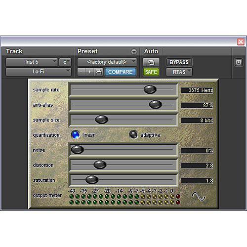 M-Audio Pro Tools M-Powered 8 - Full Version
