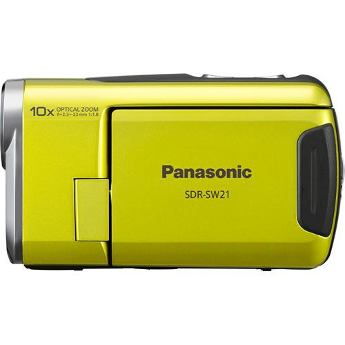 NEW 8Gb Genuine Patriot Memory Card for PANASONIC SDR-SW20 DIGITAL CAMCORDER