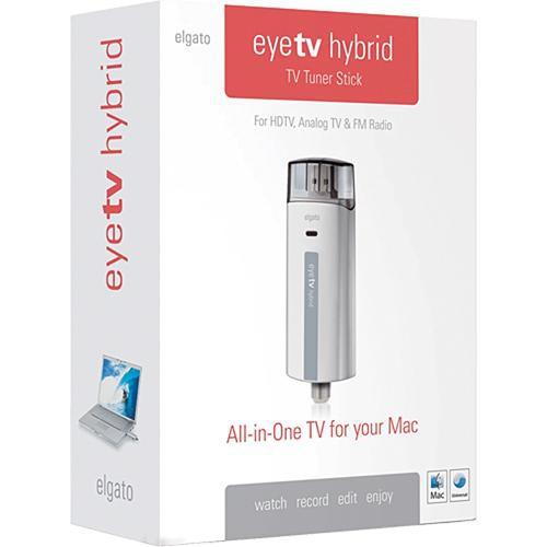 Elgato EyeTV Hybrid USB Digital TV Tuner for Mac