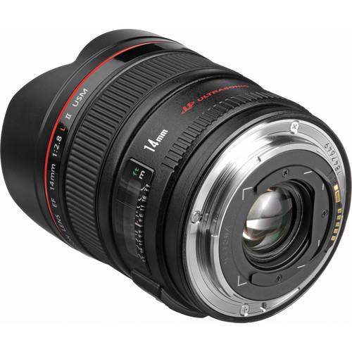 Canon EF 14mm f / 2.8L II USM Lens