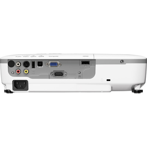 Epson PowerLite X12 Multimedia Projector V11H429020 B&H Photo