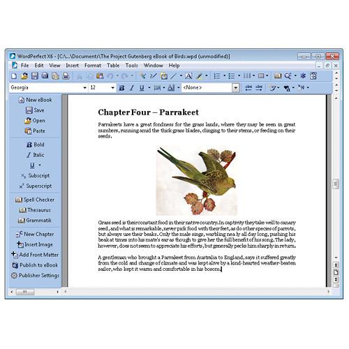 Corel WordPerfect Office X6 Standard Edition
