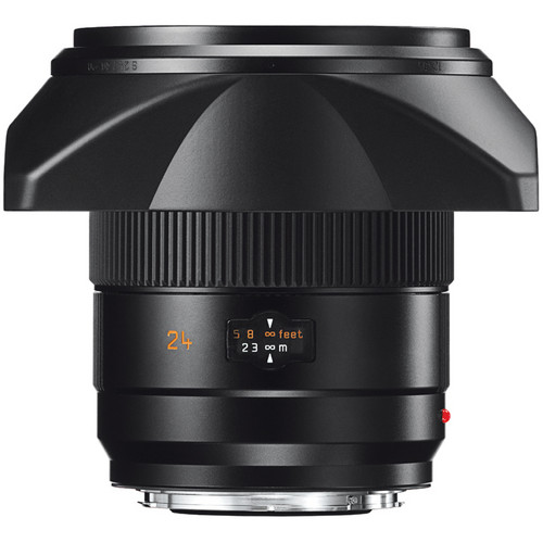 Leica Reversible Lens Hood for Select Leica S-system Lenses