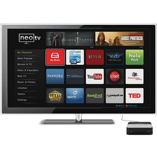 Netgear NTV300SL NeoTV MAX Streaming Media Player