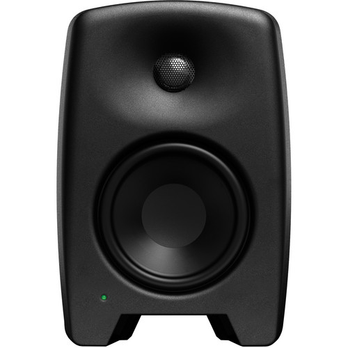 "Genelec M040 Active Two-Way 6.5"" Studio Monitor (Single, Black)"