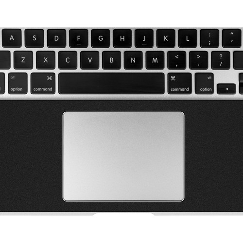 "Twelve South SurfacePad Leather Cover for MacBook Air 13"" (Jet Black)"