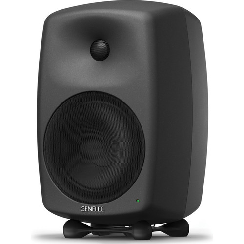 "Genelec 8050B Active Two-Way 8"" Studio Monitor (Single)"