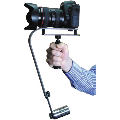 Vidpro SB-10 Video Camcorder & Digital SLR Camera Stabilizer