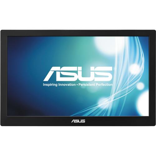 "ASUS MB168B Monitor portátil TN USB con retroiluminación LED de 15,6 """