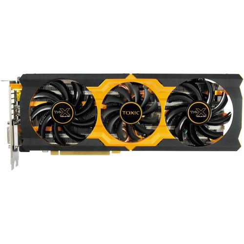 Sapphire TOXIC Radeon R9 270X Graphics Card